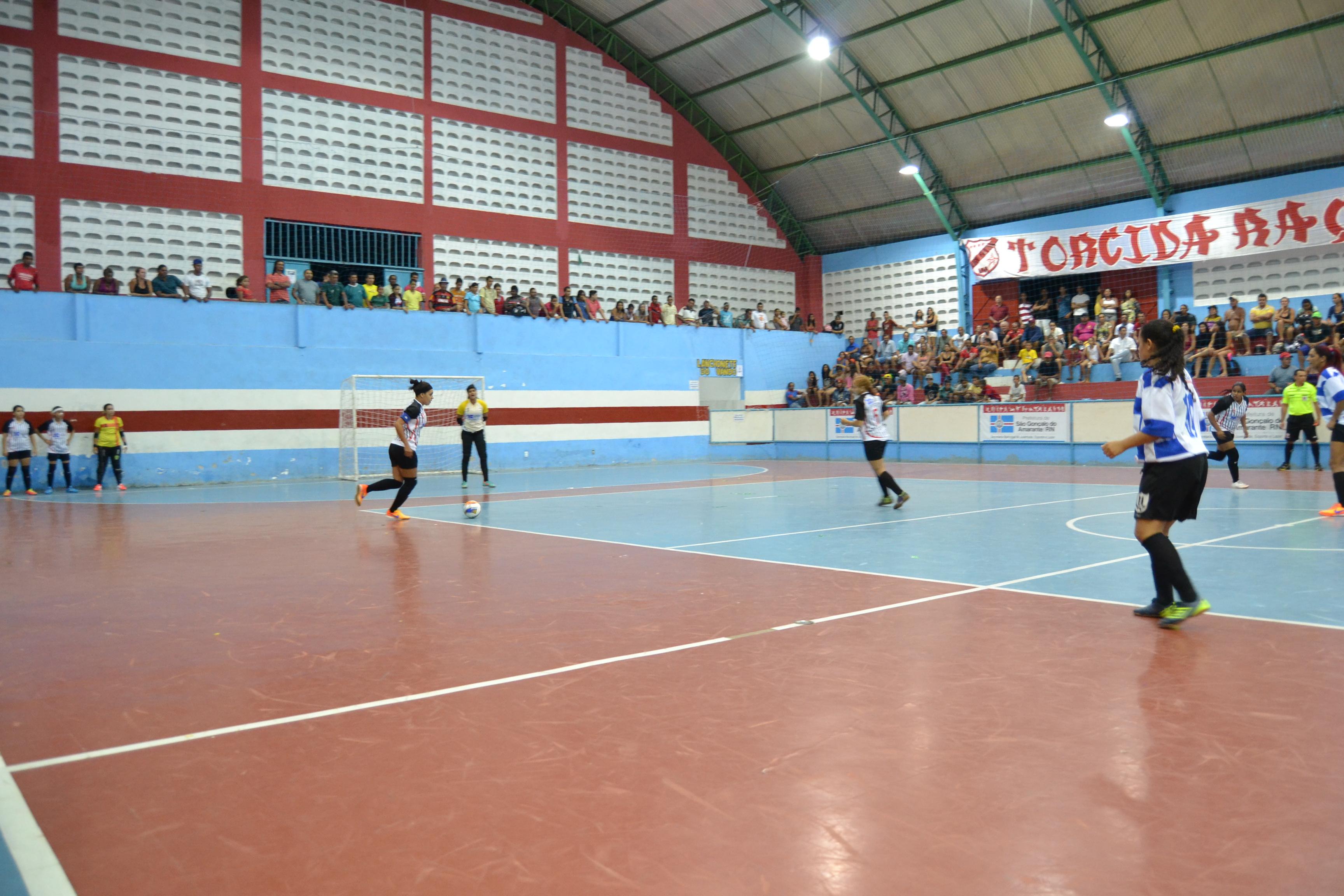 36ca3b9da São Gonçalo  Futsal Feminino e Masculino da Segunda Divisão terão início em  abril